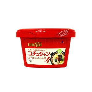 【常温便】ヘチャンドル コチュジャン/韓国辣椒醤500g【8801390195022】