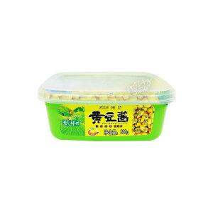 【常温便】大豆みそ/葱伴侶黄豆醤300g【6921204802624】