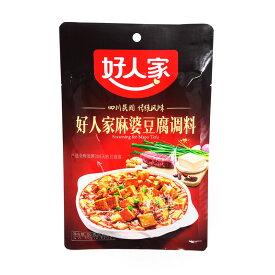 【常温便】好人家マーボー豆腐調味料80g/好人家麻婆豆腐調料80g【6920143500059】