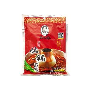 【常温便】中華鍋の素(辛味調味料)/老干媽火鍋底料160g【6921804700597】
