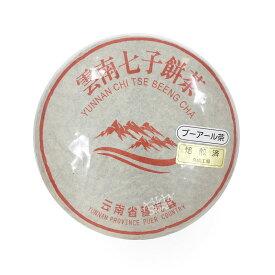 【常温便】雲南七子餅茶(プーアール茶)340g【4902855004126】