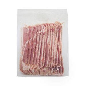 【冷凍便】豚バラスライス(7mm)/猪肉片(7mm)1000g【4560337760177 】