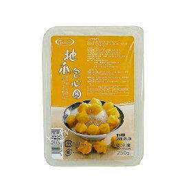 【冷凍便】台湾さつまいも団子(タロイモ餡入り)250g/台湾地瓜包心円250g【4528462304321】【常温便と同時購入できません】