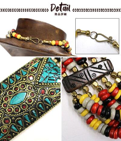 ネックレスエスニックファッションアジアン雑貨ゴアGOA*2