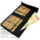 【送料無料】【1,000円ぽっきり】ミニ財布 2つ折り財布 ヘンプ さいふ サイフ 財布エスニック雑貨 エスニック雑貨 小物雑貨 小銭入れお…
