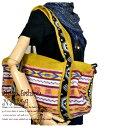 エスニック バッグ ボストンバッグ エコバッグ 民族衣装 個性的 ボストン レディース ladies ショルダー バッグ 旅行アウトドアに便利…