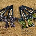 エスニックヘアピン レディースジュエリー アクセサリー ヘアアクセサリー エスニック雑貨 ファッション雑貨 小物雑貨 小物おしゃれな2…