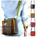 バッグ かばん 鞄 カバン BAG 民族衣装 個性的 ショルダーバッグ レディース ladies ボディーバック shoulder bag ショルダー 男女兼用…