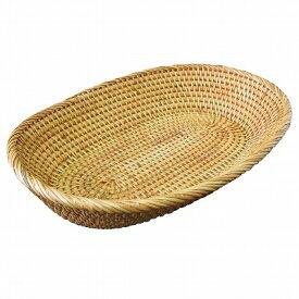 ラタン フルーツバスケット ロンボク オーバル 楕円