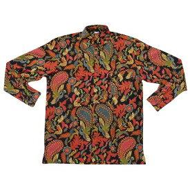 バティックシャツ 長袖シャツ 150339【メール便】