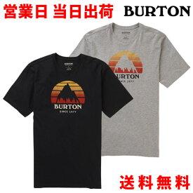 Burton バートン Tシャツ 半袖 Underhill Short Sleeve T-Shirt メンズ レディース コットン 2020春夏モデル 父の日 プレゼント