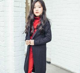 cb836c4766b08 韓国風 長袖 ロングカーディガン キッズ カーディガン ガールズ レディース 親子ペア ロングカーディガン 子供服 女の子