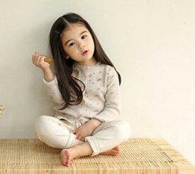 68367f3b16a97 韓国製 子供服 女の子 女児 ガールズ 可愛い 愛らしい フラワーパタン グレースカーディガン 子供服 キッズ