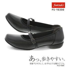 FOOTSUKI(フットスキ) レディスカジュアルパンプス FS-15330 アシックス商事