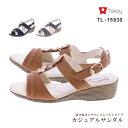 Ladies TEXCY(レディス テクシー) サンダル レディース SS(21.0-21.5)- LL(24.5) TL-15830# アシックス商事