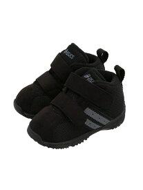 [Rakuten Fashion](K)《アシックス公式》 子供靴 運動靴 【スニーカー】 SUKU2(スクスク)【コンフィ BABY MS FW】 asics アシックスウォーキング シューズ キッズシューズ ブラック【送料無料】