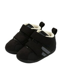 [Rakuten Fashion](K)《アシックス公式》 子供靴 運動靴 【スニーカー】 SUKU2(スクスク)【コンフィ FIRST MS FW】 asics アシックスウォーキング シューズ キッズシューズ ブラック【送料無料】