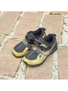 [Rakuten Fashion]【SALE/30%OFF】《アシックス公式》キッズシューズ 子供靴【スニーカー】SUKU(スクスク) プレスクール【TOPSPEED MINI-ZERO3】 ブラック/リッチゴールド asics アシックスウォーキン