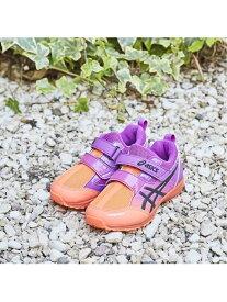 [Rakuten Fashion]【SALE/30%OFF】(K)《アシックス公式》 子供靴 運動靴 【スニーカー】 SUKU2(スクスク)【TOPSPEED MINI-ZERO3】 asics アシックスウォーキング シューズ キッズシューズ パープル ホワイト【RBA_E】【送料無料】