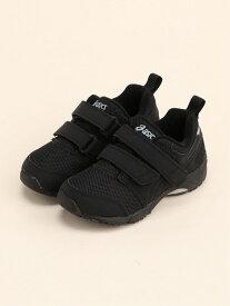 (K)《アシックス公式》 子供靴 運動靴 【スニーカー】 SUKU2(スクスク)【MOOGEE MINI MS】 asics アシックスウォーキング シューズ キッズシューズ ブラック【RBA_E】[Rakuten Fashion]