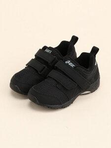 [Rakuten Fashion]【SALE/30%OFF】《アシックス公式》キッズシューズ 子供靴【スニーカー】SUKU(スクスク) プレスクール【MOOGEE MINI MS】 ブラック asics アシックスウォーキング シューズ キッズ