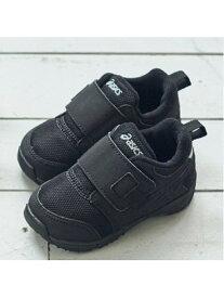 (K)《アシックス公式》 子供靴 運動靴 【スニーカー】 SUKU2(スクスク)【MOOGEE BABY MS】 asics アシックスウォーキング シューズ キッズシューズ ブラック【RBA_E】[Rakuten Fashion]