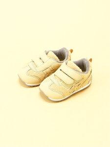 [Rakuten Fashion]【SALE/30%OFF】《アシックス公式》キッズシューズ 子供靴【スニーカー】SUKU(スクスク) ベビー【CORSAIR BABY BR2】 ベージュ asics アシックスウォーキング シューズ キッズシュー