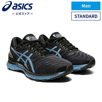 GEL-NIMBUS 22 BLACK/GREY FLOSS 1011a680 004アシックス ゲルニンバス ランニング メンズランニングシューズ スポーツシューズ 運動靴 スニーカー
