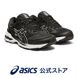 GEL-KAYANO 26 BLACK/WHITE