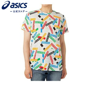 Tシャツ(東京2020オリンピックエンブレム) MULTI CROSSING 2033a806 960【東京2020公式ライセンス商品】