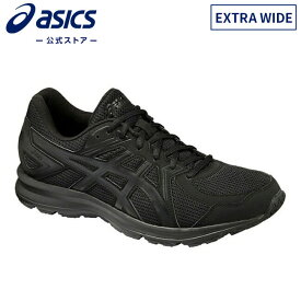 JOG 100 ブラック/ブラック tjg134 9090アシックス ランニング メンズ レディースランニングシューズ スポーツシューズ 運動靴 スニーカー