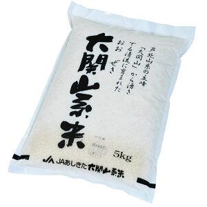 【令和2年度産】大関山系米5kg お米 ヒノヒカリ 熊本県産