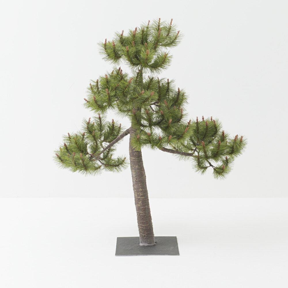 【即納】完全一点物制作品 アーティフィシャルフラワー 松の造花 高さ110cm【1】