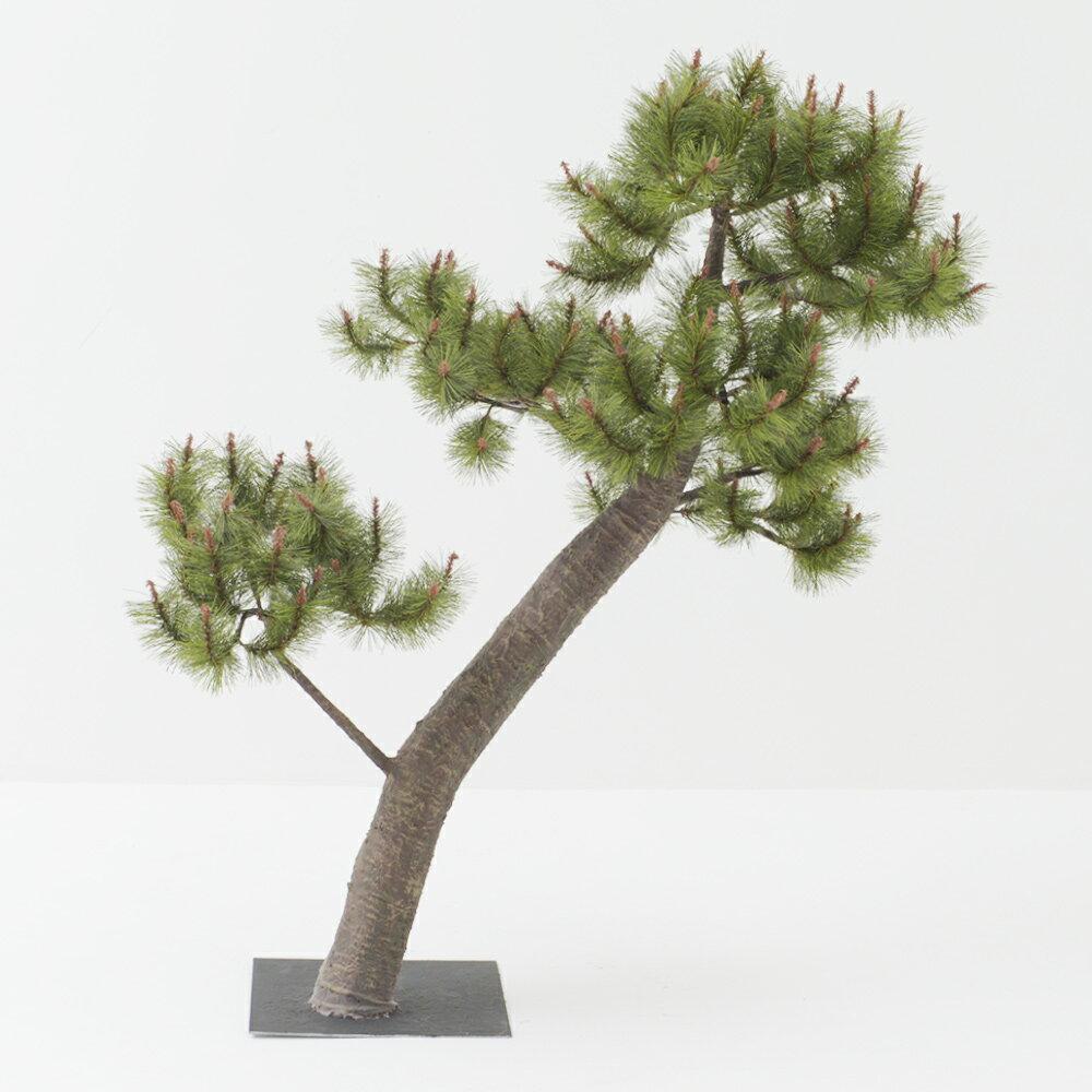 【即納】完全一点物制作品 アーティフィシャルフラワー 松の造花 高さ110cm【2】