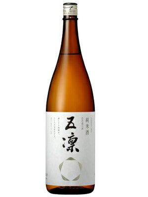 五凛純米酒1800ml