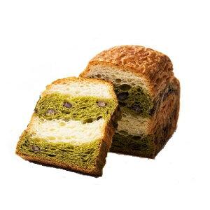 デニッシュ食パン MIYABI 抹茶大納言(Sサイズ)ミヤビパン CAFE&BAKERY MIYABI 祇園 京都