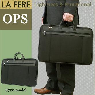 9500 A 3 大小 /No:6720 / 斯通 OPS 纯平商务包袋 レザービジネスバックショルダーバッグブリーフ 袋赠品 askas / va-。
