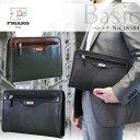 セカンドバッグ クラッチバッグ メンズ FIGARO フィガロ Basic ベシック 合成皮革 A4未満 ヨコ型 軽量 日本製 メンズバッグ バッグ ブランド ...