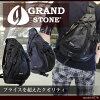 Vertical Shoulder bag men's GRAND STONE Grande tone balance body bag one-shoulder shoulder nylon A4 under type light-weight bags bag brand ranking presents gift