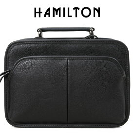 セカンドバッグ ビジネスバッグ メンズ HAMILTON ハミルトン 2way ショルダーバッグ A4未満 横型 軽量 セカンドバック ショルダーバック メンズバッグ バッグ 鞄 かばん bag カバン (16426) 海外旅行バッグ men's