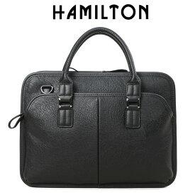 ビジネスバッグ ブリーフケース メンズ HAMILTON ハミルトン 2way ショルダーバッグ A4 横型 軽量 ビジネスバック 通勤バッグ メンズバッグ バッグ 鞄 かばん bag カバン (26642) men's