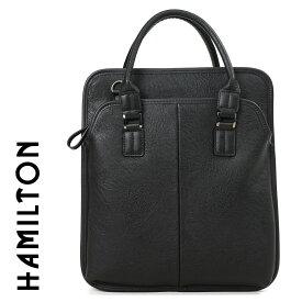 ビジネスバッグ ブリーフケース メンズ HAMILTON ハミルトン 2way ショルダーバッグ A4 縦型 軽量 ビジネスバック 通勤バッグ メンズバッグ バッグ 鞄 かばん bag カバン (26643) men's