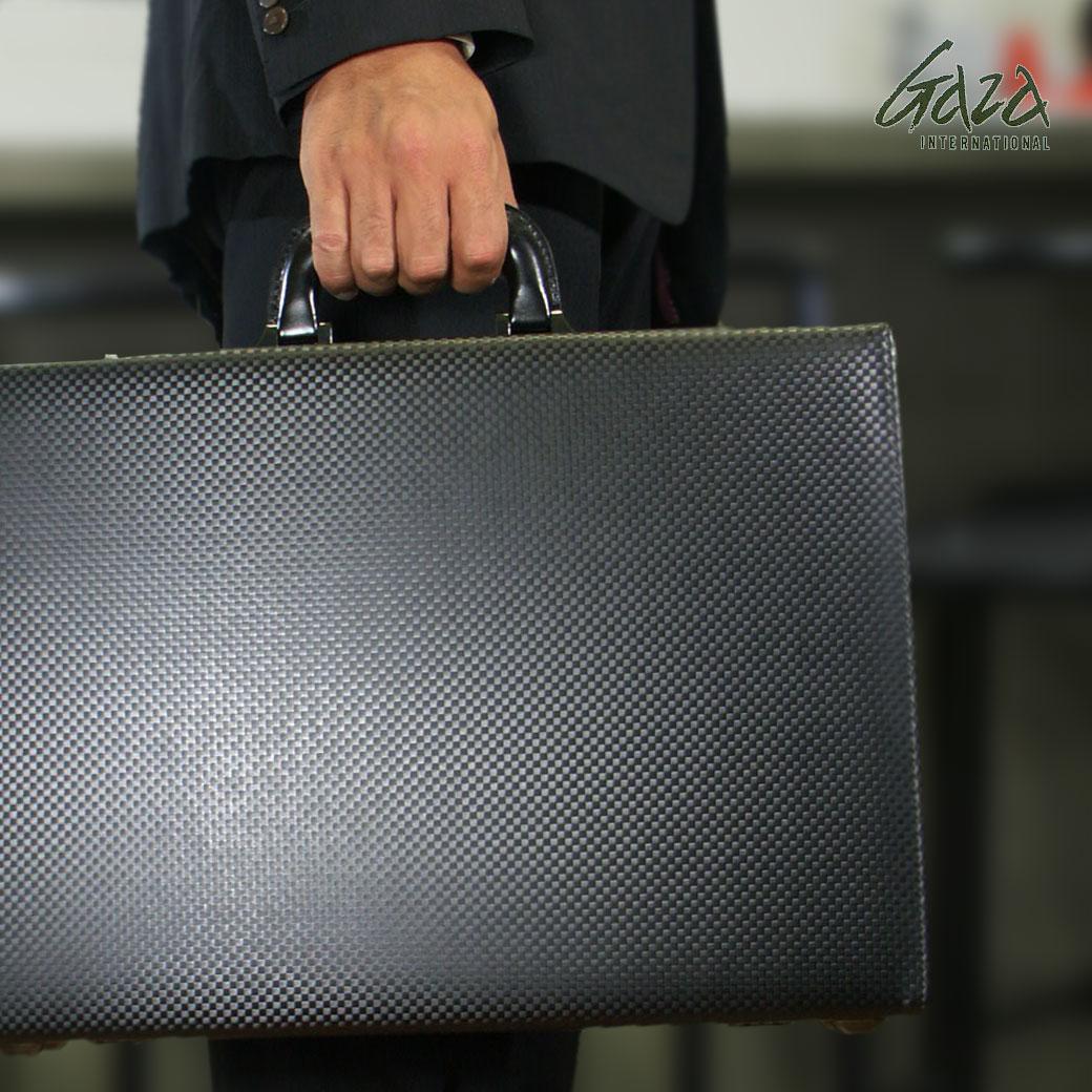 【ポイント10倍中!】 アタッシュケース ビジネスバッグ メンズ GAZA ガザ ATTACHECASE アタッシュ 合成皮革 アタッシュケース B4 横型 日本製 メンズバッグ バッグ ブランド ランキング プレゼント ギフト 青木鞄 q39bA03 (6252)