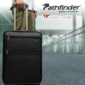 【ポイント10倍中】 スーツケース 機内持ち込み キャリーケース メンズ Pathfinder パスファインダー Revolution XT レボリューションXT キャリーバッグ 旅行 出張 ナイロン TSAロック 2輪 メンズ バ