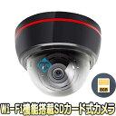 LK-790(8GB)【SDXC512GB対応屋内設置用フルハイビジョンドーム型SDカード録画防犯カメラ】 【監視カメラ】 【LUKAS】 【送料無料】