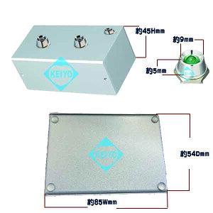 サーマルLEDボックス【各種サーマルカメラ用正常・異常判別表示対応LED表示灯】