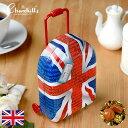 チャーチル キャリーケース缶 イングリッシュトフィー 200g イギリス Churchill's お菓子 キャラメル ソフトキャンデ…