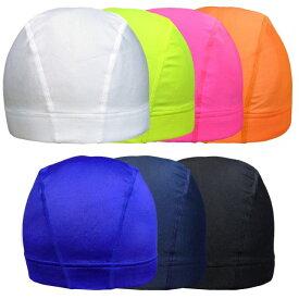 スイムキャップ 水泳帽 子供 男女兼用 帽子 ネオンカラー プール スイムウェア☆全7色【あす楽対応_北海道】