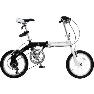 16 Inches folding bike doppelganger DOPPELGANGER 102 pimitivo.