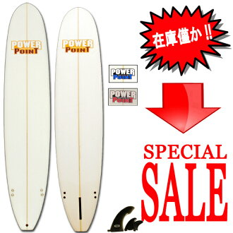 "Power Point surfboard Longboard 10 ' 0 ""Longboard"